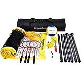 Amazon Basics - Volleyball-Badminton-Kombiset