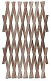 Windhager Hartholz-Spalier Rankhilfe Rankgitter Holzzaun Pflanzengitter zusammenfaltbar variabel verstellbar, 120 x 180 cm,beige, 05674