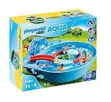 Playmobil 1.2.3 Aqua 70267 Fröhliche Wasserbahn mit bunten Tieren, niedlichen Figuren und verschiedener Spielfunktionen, ohne verschluckbare Einzelteile, Ab 1,5 Jahren [Toy Award 2020]