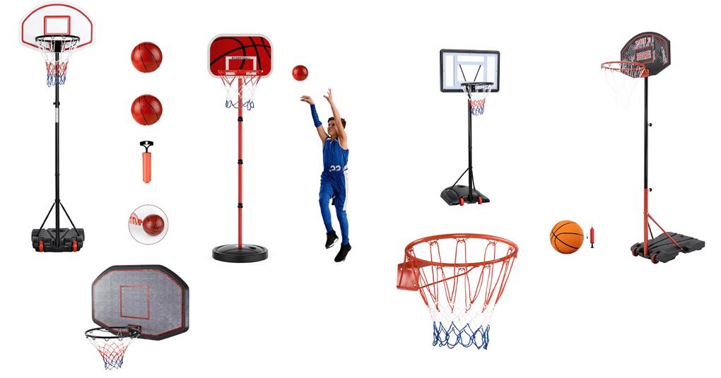 Outdoor-Basketballkörbe