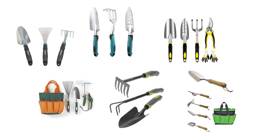 Gartenwerkzeug-Sets