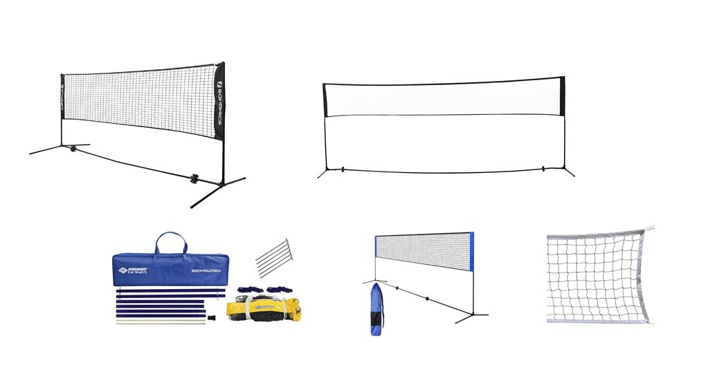 Volleyballnetz für den Garten